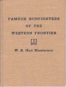 Image for Famous Gunfighters of the Western Frontier