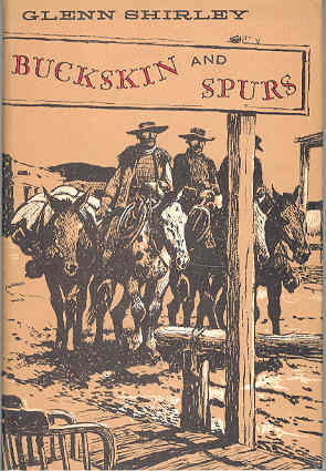 Image for Buckskin and Spurs