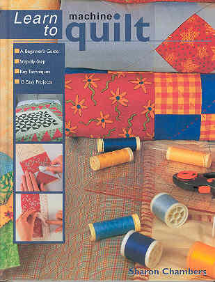 Image for Learn to Machine Quilt