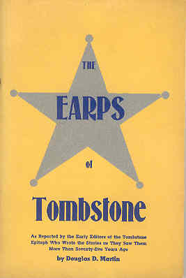 Image for The Earps of Tombstone