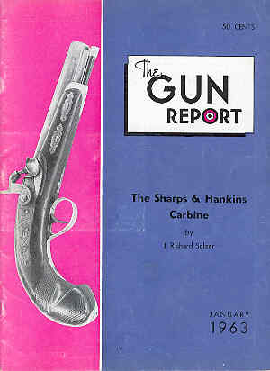 Image for The Gun Report Volume VIII No 8 January 1963