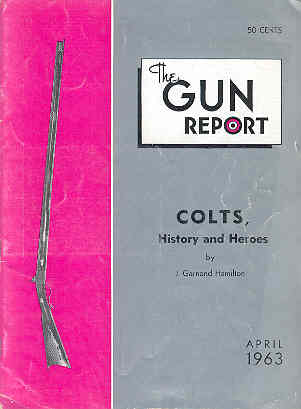 Image for The Gun Report Volume VIII No 11 April 1963