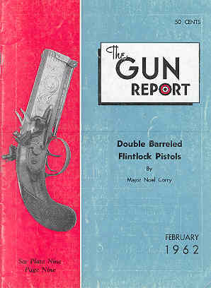 Image for The Gun Report Volume VII No 9 February 1962