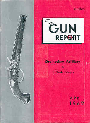 Image for The Gun Report Volume VII No 11 April 1962
