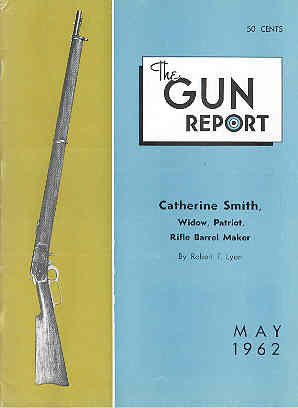 Image for The Gun Report Volume VII No 12 May 1962
