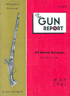 Image for The Gun Report Volume VI No 12 May 1961