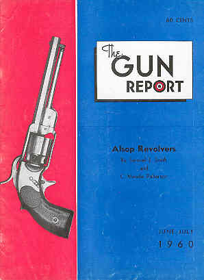 Image for The Gun Report Volume VI No 1-2 June-July 1960