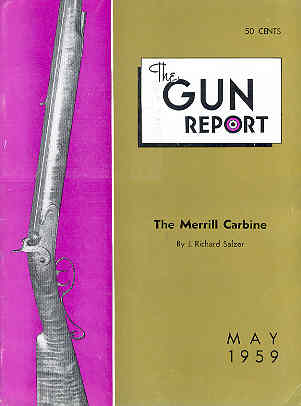 Image for The Gun Report Volume IV No 12 May 1959