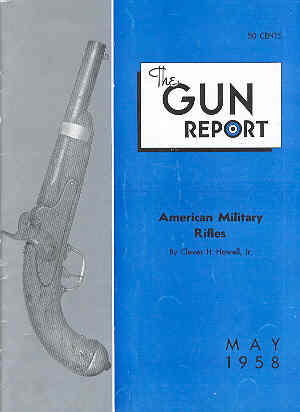 Image for The Gun Report Volume III No 12 May 1958