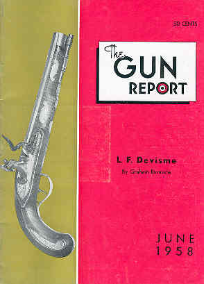 Image for The Gun Report Volume IV No 1 June 1958