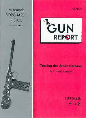 Image for The Gun Report Volume IV No 4 September 1958