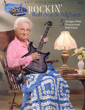 Image for Rockin' Roll-Stitch Afghans