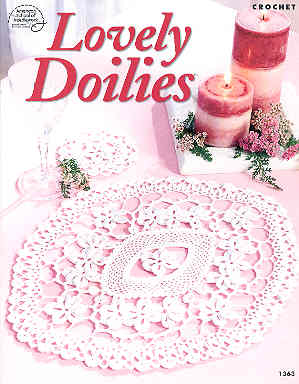Image for Lovely Doilies