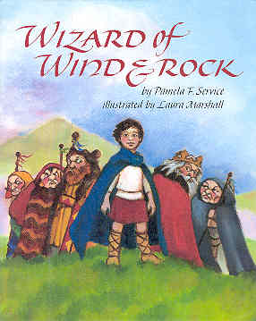 Image for Wizard of Wind and Rock