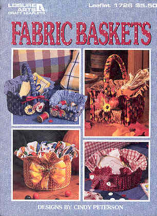 Image for Fabric Baskets