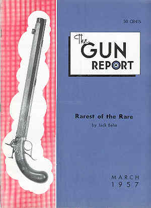 Image for The Gun Report Volume II No 10 March, 1957