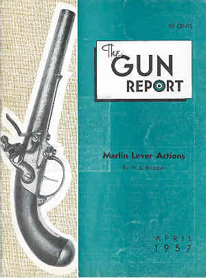 Image for The Gun Report Volume II No 11 April 1957