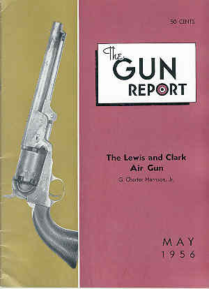 Image for The Gun Report Volume I No. 12 May 1956