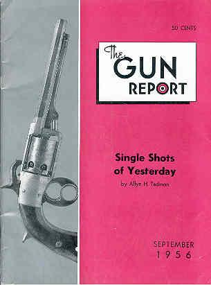 Image for The Gun Report Volume II No 4 September 1956