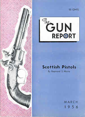 Image for The Gun Report Volume I No 10 March 1956
