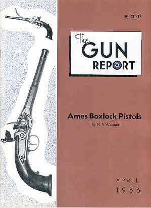 Image for The Gun Report Volume I No 11 April 1956