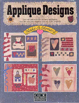 Image for Applique Designs