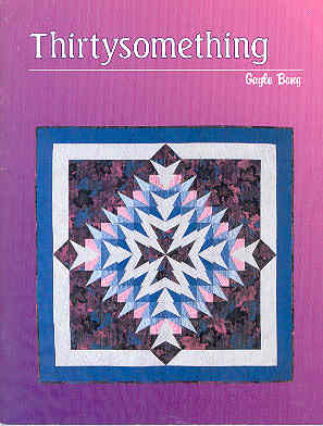 Image for Thirtysomething: A Patchwork Pattern