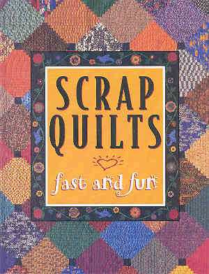 Image for Scrap Quilts Fast and Fun