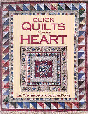Image for Quick Quilts from the Heart