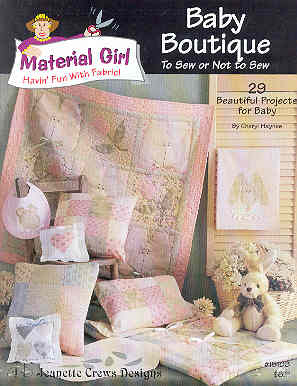 Image for Baby Boutique To Sew or Not To Sew