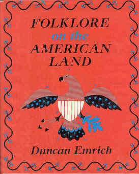 Image for Folklore on the American Land