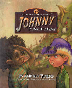 Image for Johnny Joins the Army Flower Kingdom Series