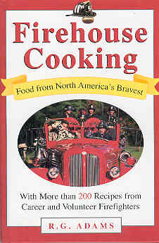 Image for Firehouse Cooking: Food from North America's Bravest