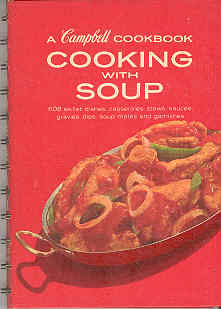 Image for A Campbell Cookbook Cooking with Soup