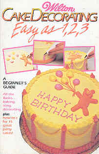 Image for Cake Decorating Easy as 1, 2, 3