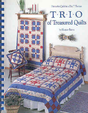 Image for Trio of Treasured Quilts