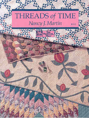 Image for Threads of Time