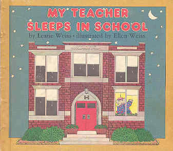 Image for My Teacher Sleeps in School