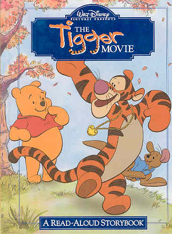 Image for The Tigger Movie: A Read-Aloud Storybook