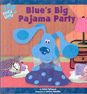 Image for Blue's Big Pajama Party