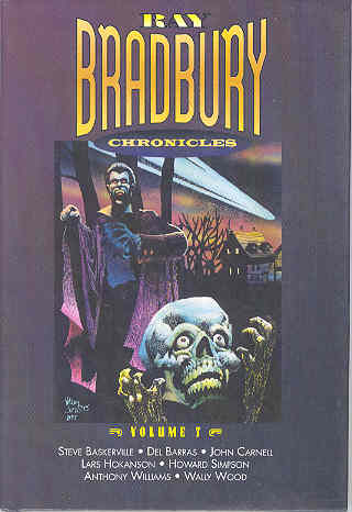 Image for Ray Bradbury Chronicles