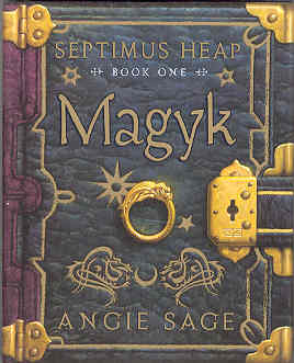 Image for Magyk Septimus Heap Book One