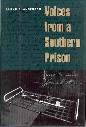 Image for Voices from a Southern Prison