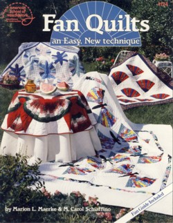 Image for Fan Quilts An Easy New Technique