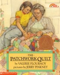 Image for The Patchwork Quilt