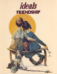 Image for Ideals Friendship Vol. 40 No. 4 April, 1983