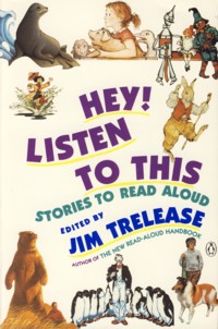 Image for Hey! Listen to This Vol. 1 : Stories to Read-Aloud