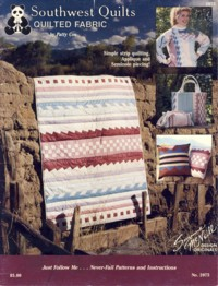 Image for Southwest Quilts Quilted Fabric