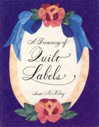 Image for A Treasury of Quilt Labels