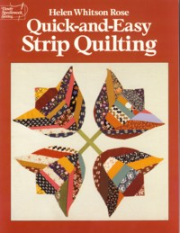 Image for Quick-And-Easy Strip Quilting
